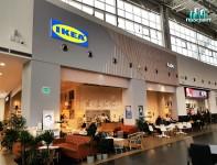 IKEA интерьерные вывески